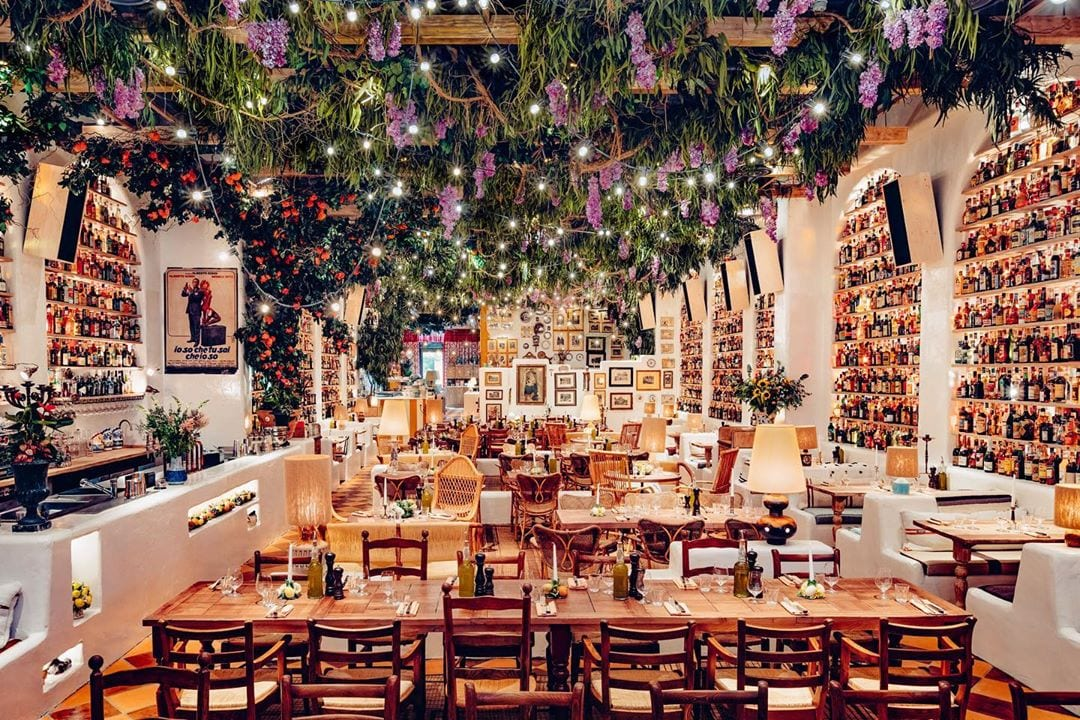 32 Of The Prettiest Restaurants In London For Supper With A Side Of Style