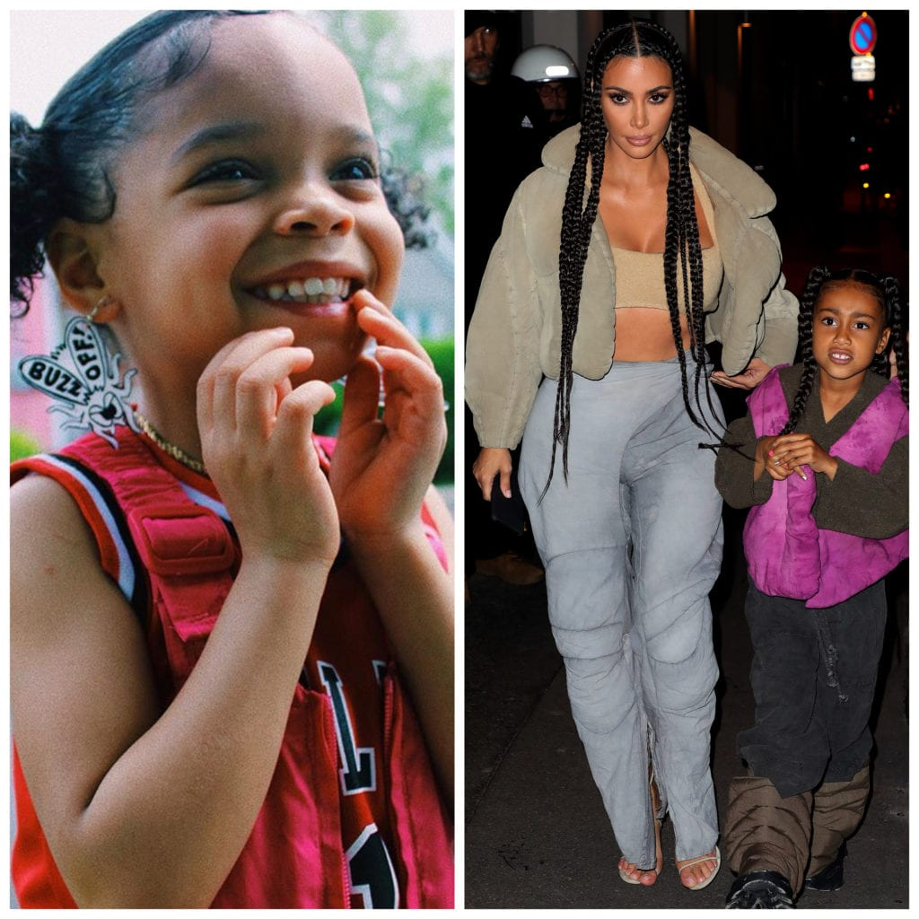 Five-Year-Old Rapper ZaZa's Group Telephone calls Out Kardashian-West Household For North West's Efficiency At Paris Fashion Week – The Color Room