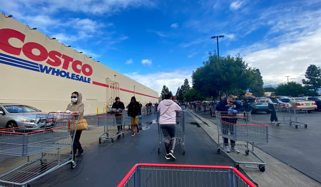 Costco restricts customers inside, will not approve returns on coronavirus heap– Orange Area Register