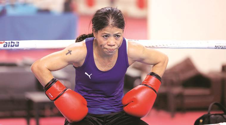Mary Kom breaks quarantine protocol, claims she went to President's occasion|Sports News, The Indian Express