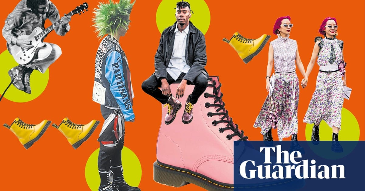 Carpe DM: 60 years of the Dr Martens boot – fashion's subversive smash hit | Fashion | The Guardian