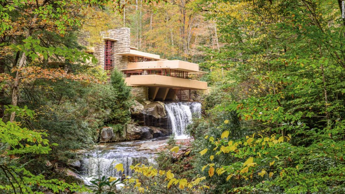 Frank Lloyd Wright buildings are now hosting virtual tours – CNN Style