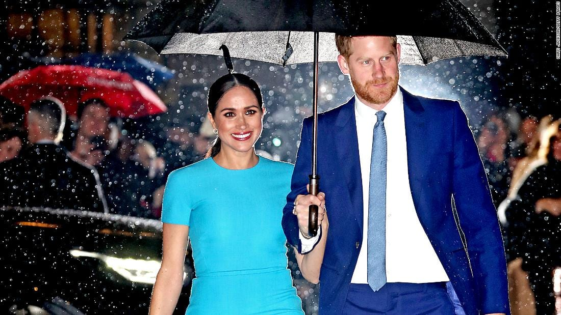 Are Meghan Markle's fashion choices about to get more exciting?   – CNN Style