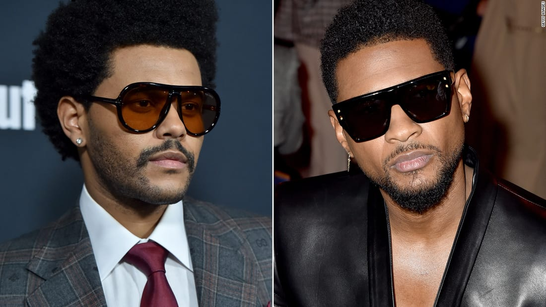The Weeknd accuses Usher of duplicating his style – CNN
