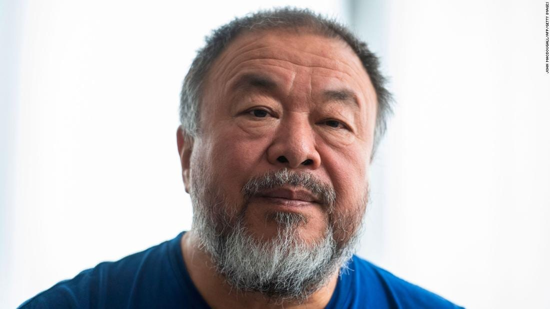 Ai Weiwei: The virus has only strengthened China's 'police state' – CNN Style