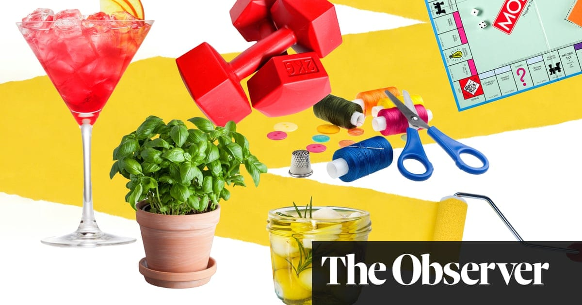 Experts' tips on surviving – even enjoying – life under lockdown | Life and style | The Guardian