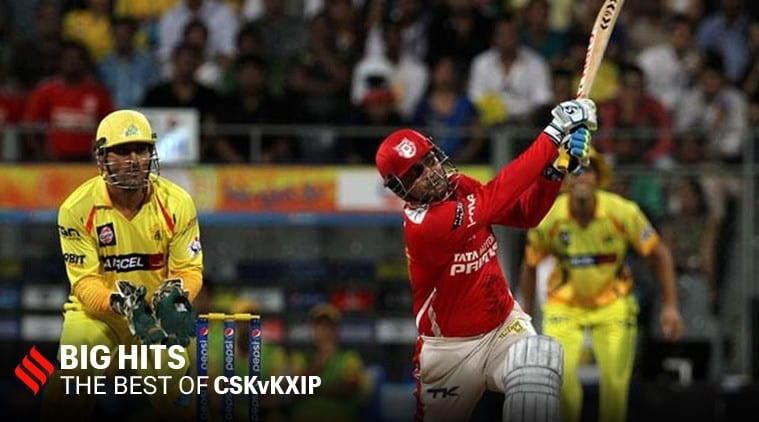 MS Dhoni's last over heroics to Virender Sehwag's carnage: Ideal of CSK vs KXIP|Sports Information, The Indian Express