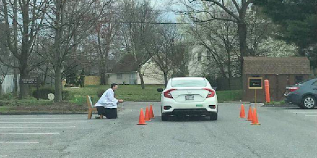 Drive-thru confessions, outside Masses: Brave clergymans locate creative ways to nurture faithful