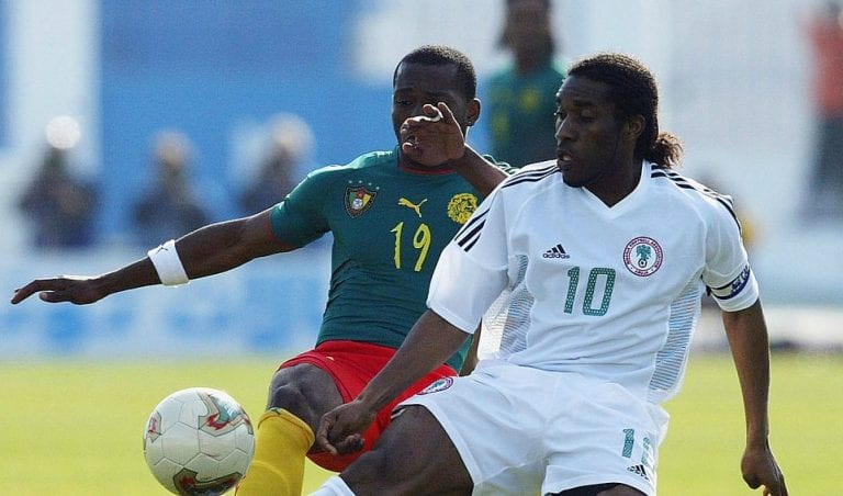 See why Amokachi will pick Okocha over Mikel in his midfield – Latest Sports News In Nigeria
