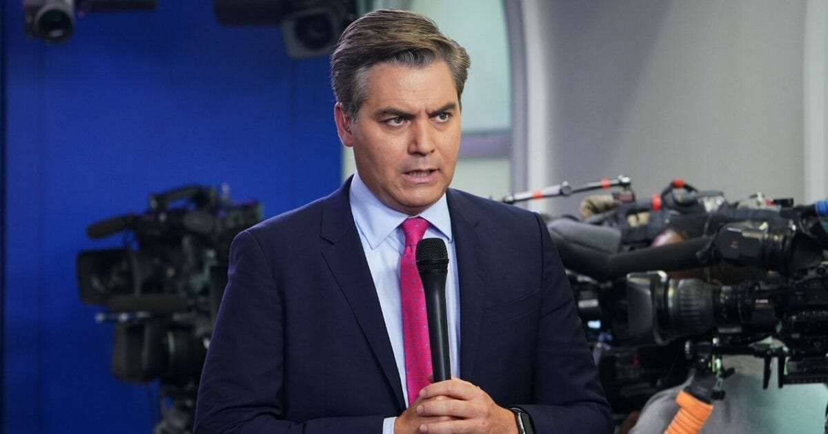 Fellow WH Correspondent Slams Acosta's Style: 'We're Not the Opposition Party'