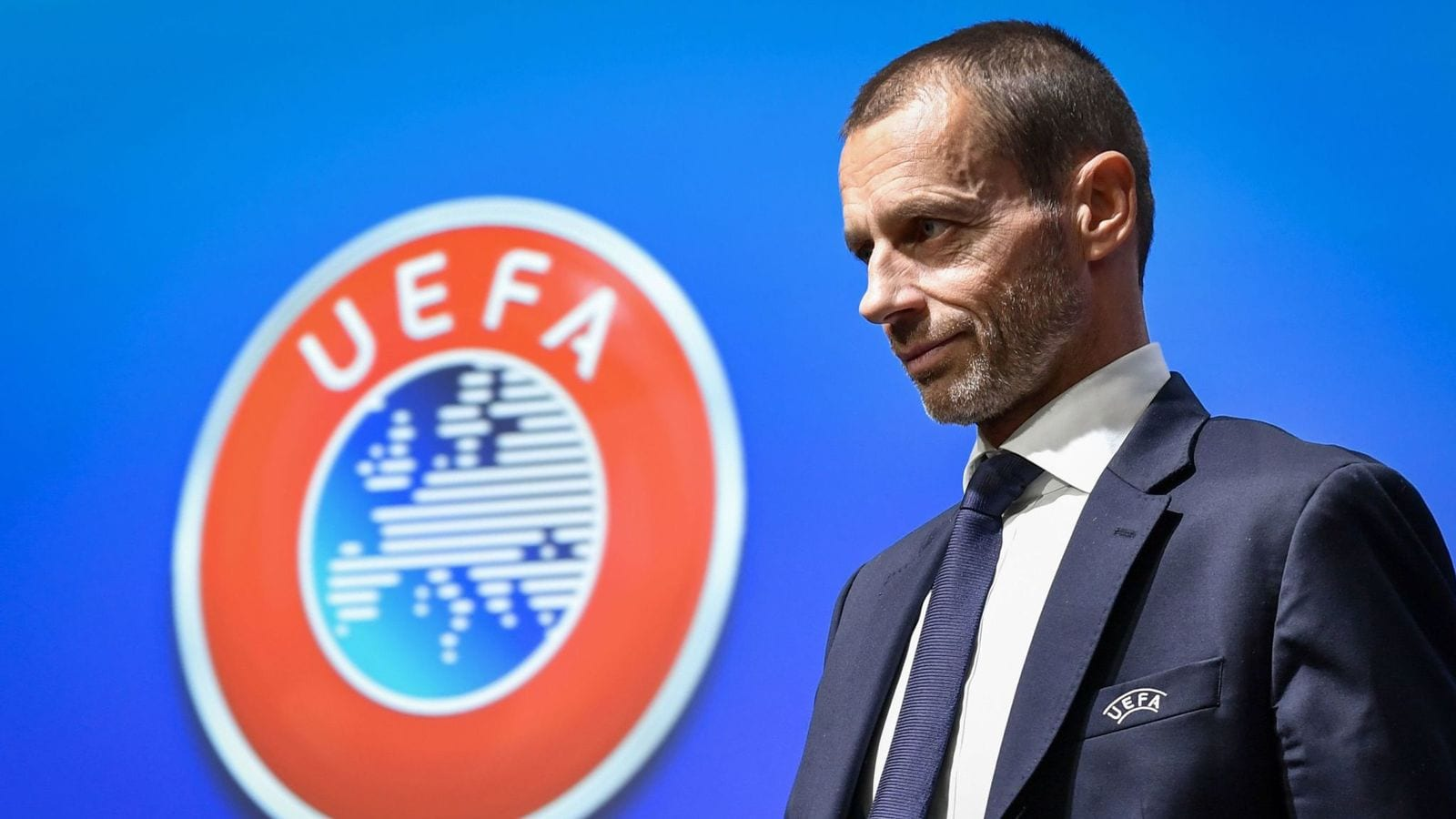 UEFA advises European leagues not to terminate periods and hopes football restarts in July|Football News|Sky Sports