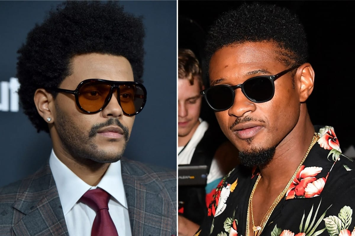 The Weeknd believes Usher copied his musical style