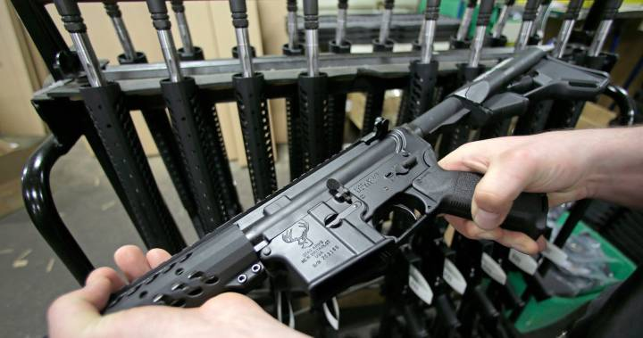 'Sufficient suffices': Feds introduce restriction on 1,500 'assault-style' guns – National|Globalnews.ca