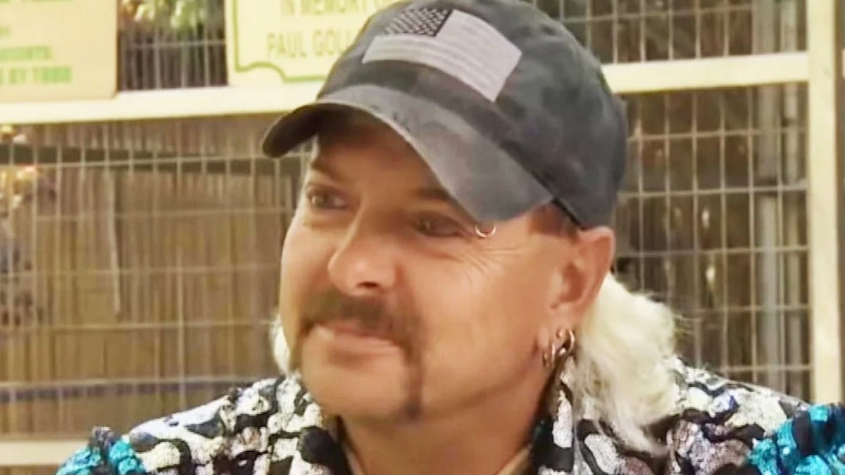 Joe Exotic Signs Deal For Fashion Line, Merch Sells Out Immediately