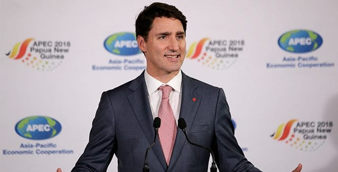 "Justin Trudeau Announces Immediate Ban On ""Military-style Weapons"""