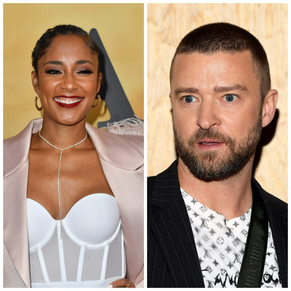 Amanda Seales Comes For Justin Timberlake & Other 'White Celebrities' Over Transforming Their Remarks Off For Ahmaud Arbery Posts – The Color Room