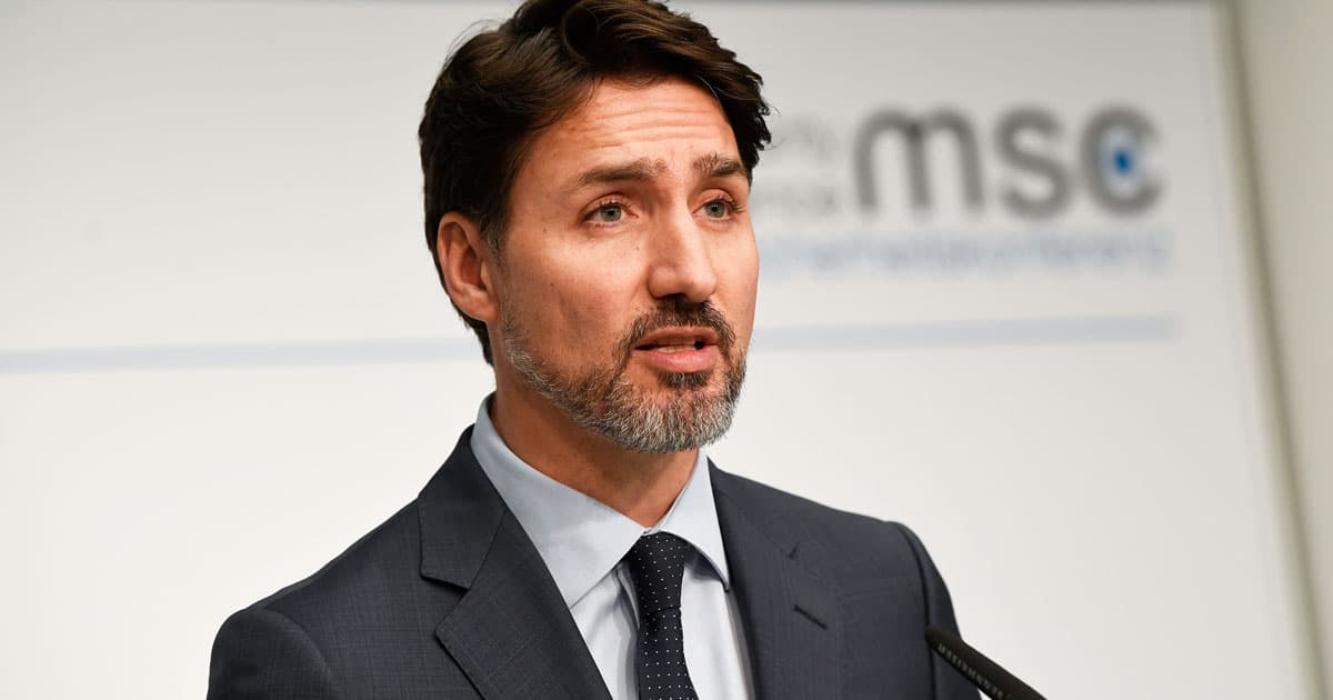 Justin Trudeau Announces Canada Will Ban Assault-Style Weapons