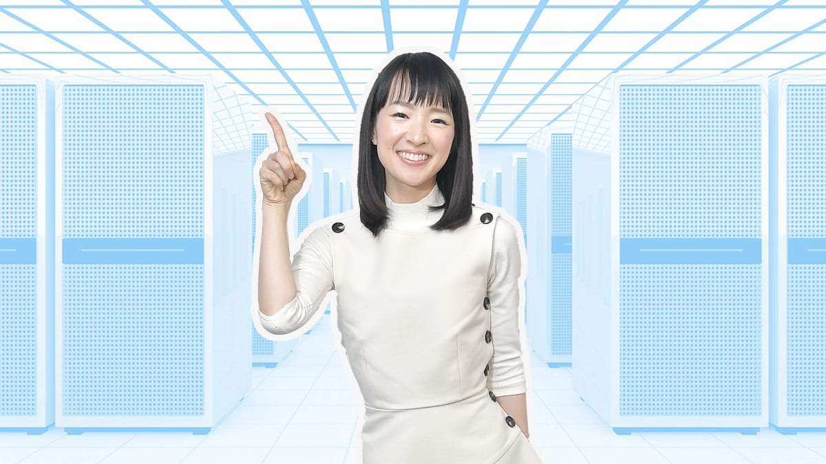 Clean up Your Business's Data Marie Kondo-Style