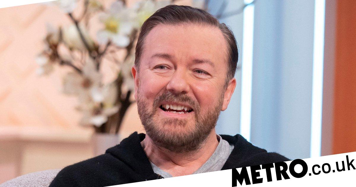 Ricky Gervais wants celebrities banned from New Years Honours checklist for NHS employees