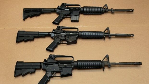 Alberta gun enthusiasts say ban on 'assault-style' firearms will not make Canada safer | CBC News
