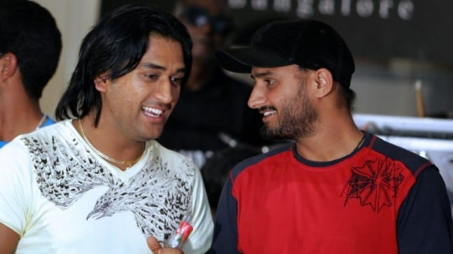 MS Dhoni was a very shy guy, he started opening up after the 2008 series in Australia: Harbhajan Singh – Sports News