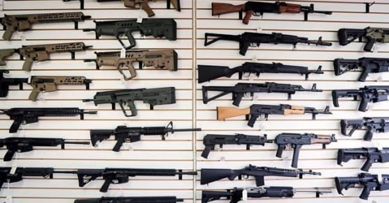 80% of Canadians back ban on 'assault-style' weapons: poll | Tri-City News