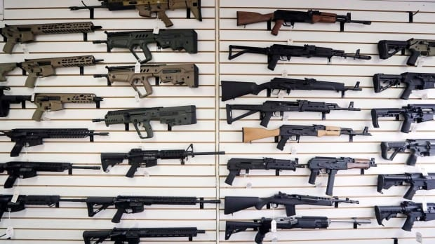 Trudeau announces ban on 1,500 kinds of 'military-style' guns|CP24.com