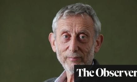 Michael Rosen: 'The incredible NHS saved my life' | Life and style | The Guardian