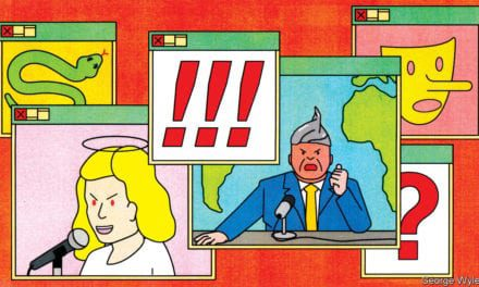 Return of the paranoid style – Fake news is fooling more traditionalists than liberals. Why?|International|The Economist