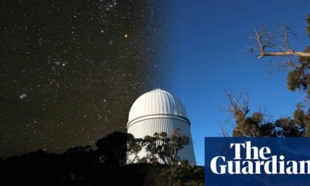 Winter solstice 2020: Australia has a chance to break a stargazing record | Life and style | The Guardian