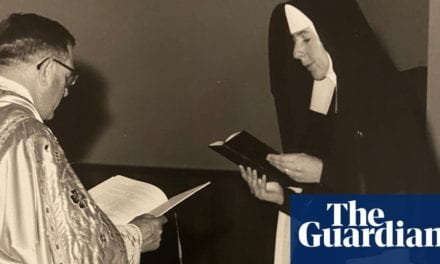 'Entering a convent led me to the love of my life, another nun – my soulmate' | Life and style | The Guardian