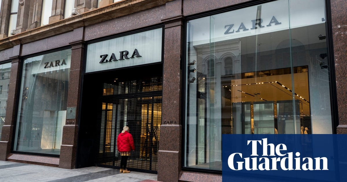 Zara owner to close up to 1,200 style shops around the globe|Retail industry|The Guardian