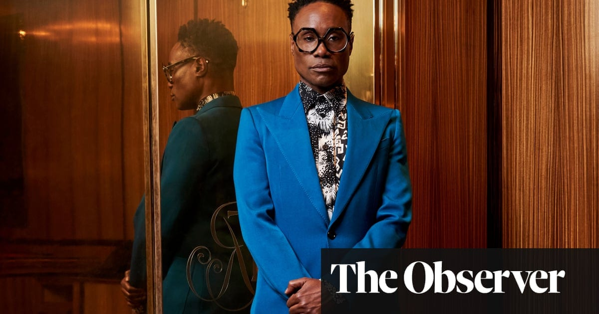 Billy Doorperson: 'I've lived as a black gay guy for 50 years in America. Nothing shocks me'|Life as well as style|The Guardian