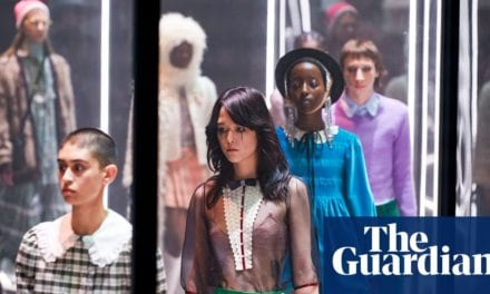 Gucci quotes goodbye to style week as brand name goes seasonless|Fashion|The Guardian