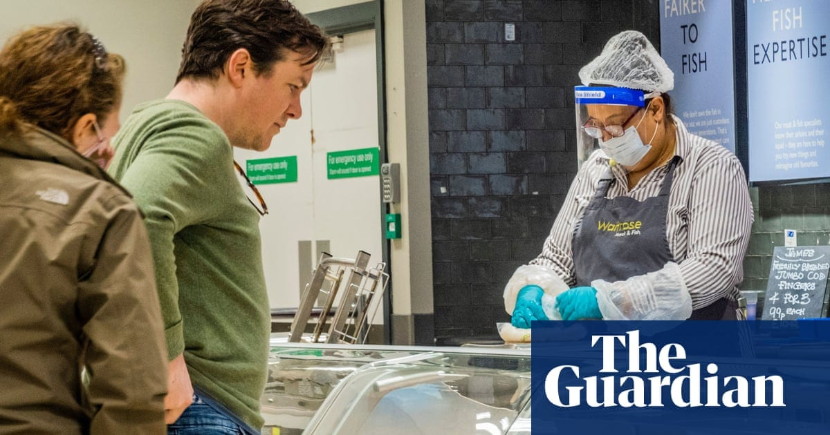 'People were like animals!' How supermarket staff watched the coronavirus crisis unfold | Life and style | The Guardian