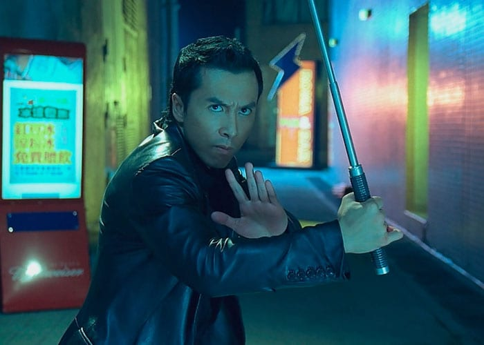 Choreographed Chaos: The Realistic Fighting Style of Donnie Yen