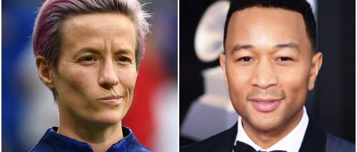 John Legend, Megan Rapinoe, Other Celebrities Sign 'Defund The Police' Letter|The Daily Customer