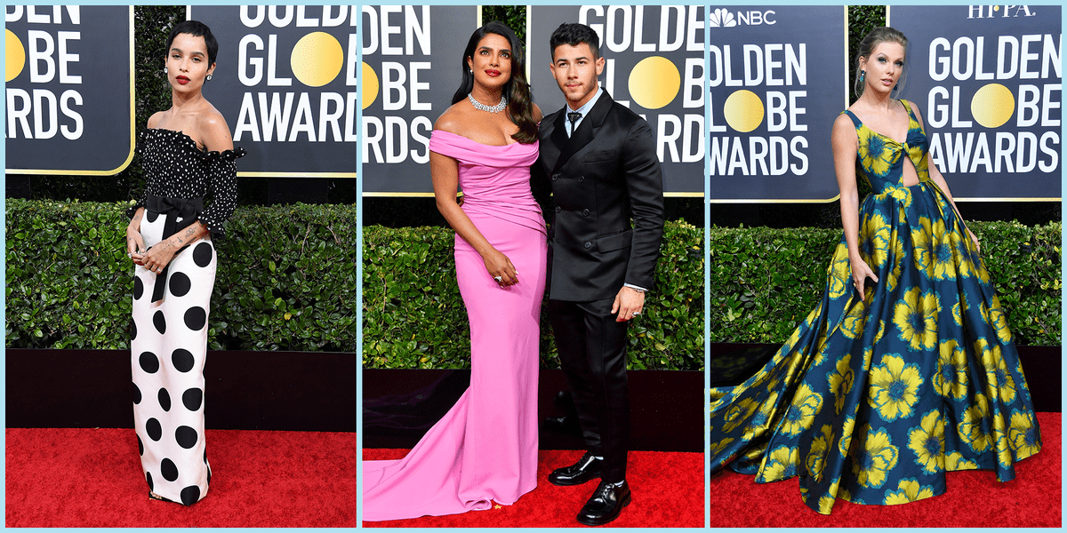 Best and Worst Dressed List From 2020 Golden Globes Red Carpet