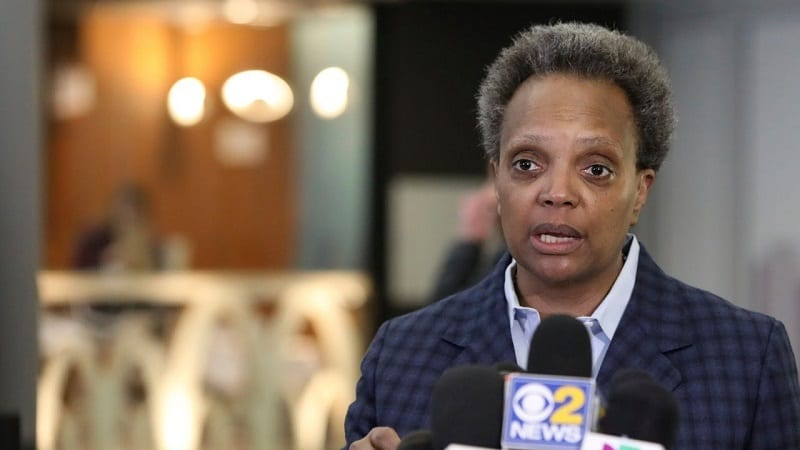 Like a Soviet-Style Dictator: Chicago Mayor Sends Armed Police To Shut Down Black Baptist Church ⋆ Conservative Firing Line