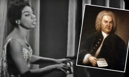 Nina Simone plays a spectacular Bach-style fugue in the middle of one of her standard … – Timeless FM