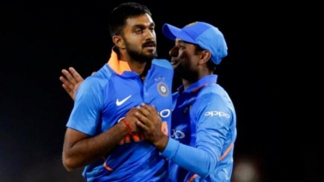 Pakistan fan abused us and started recording while we were having coffee: Vijay Shankar – Sports News