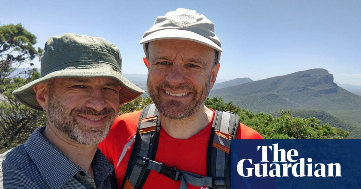 How we stay together: 'There's that love and tenderness and affection no matter what' | Life and style | The Guardian