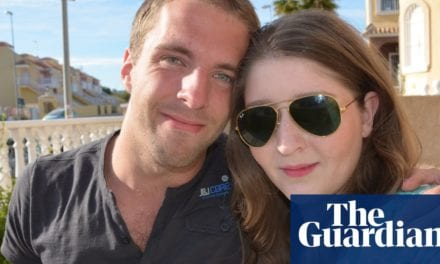 How we met: 'I was trying to look sexy while I explained I had a chronic illness' | Life and style | The Guardian