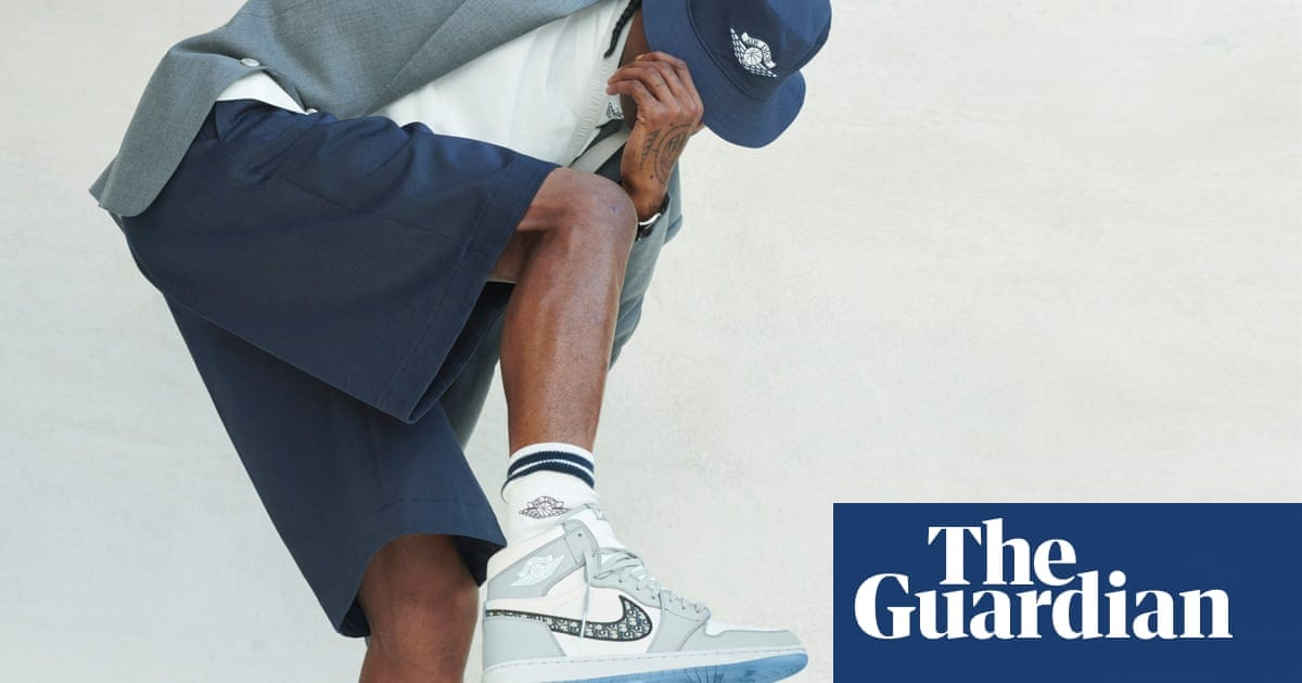 Worth the hype: are Dior's Air Jordans the most-wanted trainers of all time?|Fashion|The Guardian