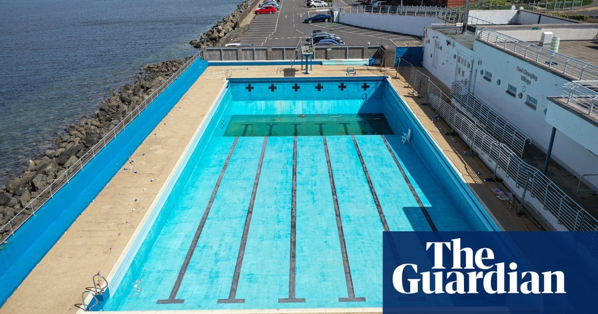 'It's a social lifeline': swimmers frustrated as UK lidos stay shut   Life and style   The Guardian