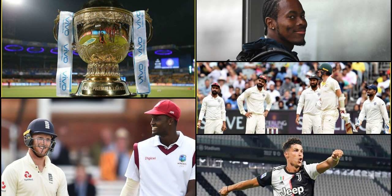 Top sports news: IPL tournament schedule to be discussed soon, Ben Stokes becomes No. 1 all-rounder in Tests & more