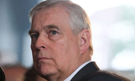 Prince Andrew in Chernobyl-style meltdown after hugely predictable sweat glands failure