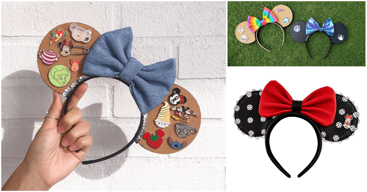 Pin Trading Minnie Ears Brings Collections Together With Style