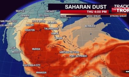 Massive 5,000 Mile Wide Book Of Revelation-Style Sahara Desert Dust Plume Called The Gorilla Cloud Is Moving Towards The United States • Now The End Begins