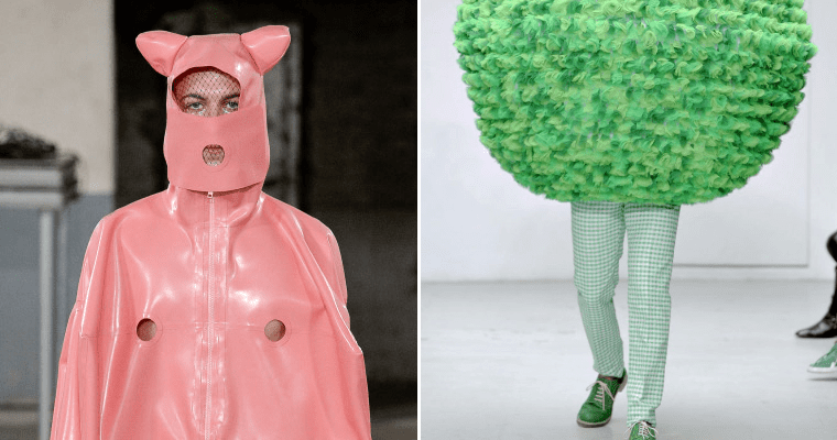 This Is What Men Should Put On According To Stylist Walter Van Beirendonck